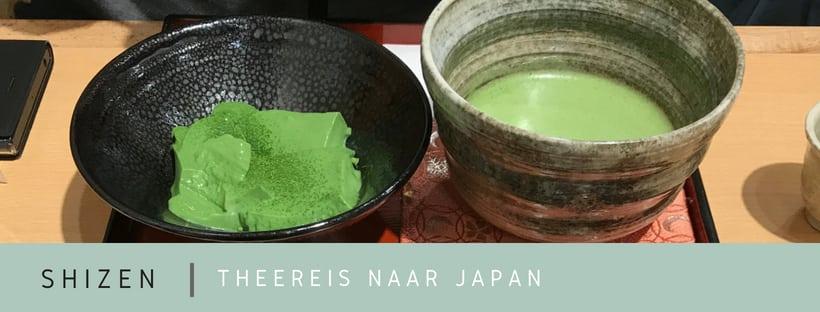 SHIZEN | Theereis naar Japan