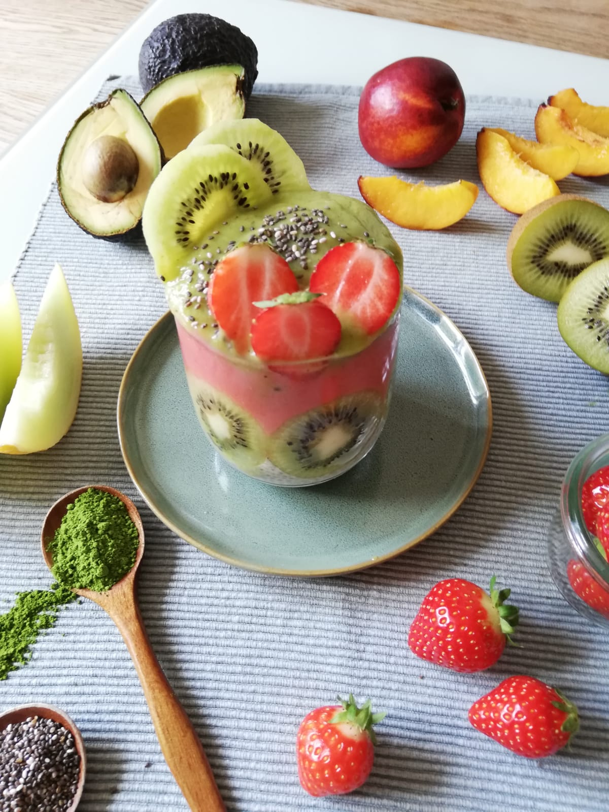 Antioxidanten in groene thee en Matcha