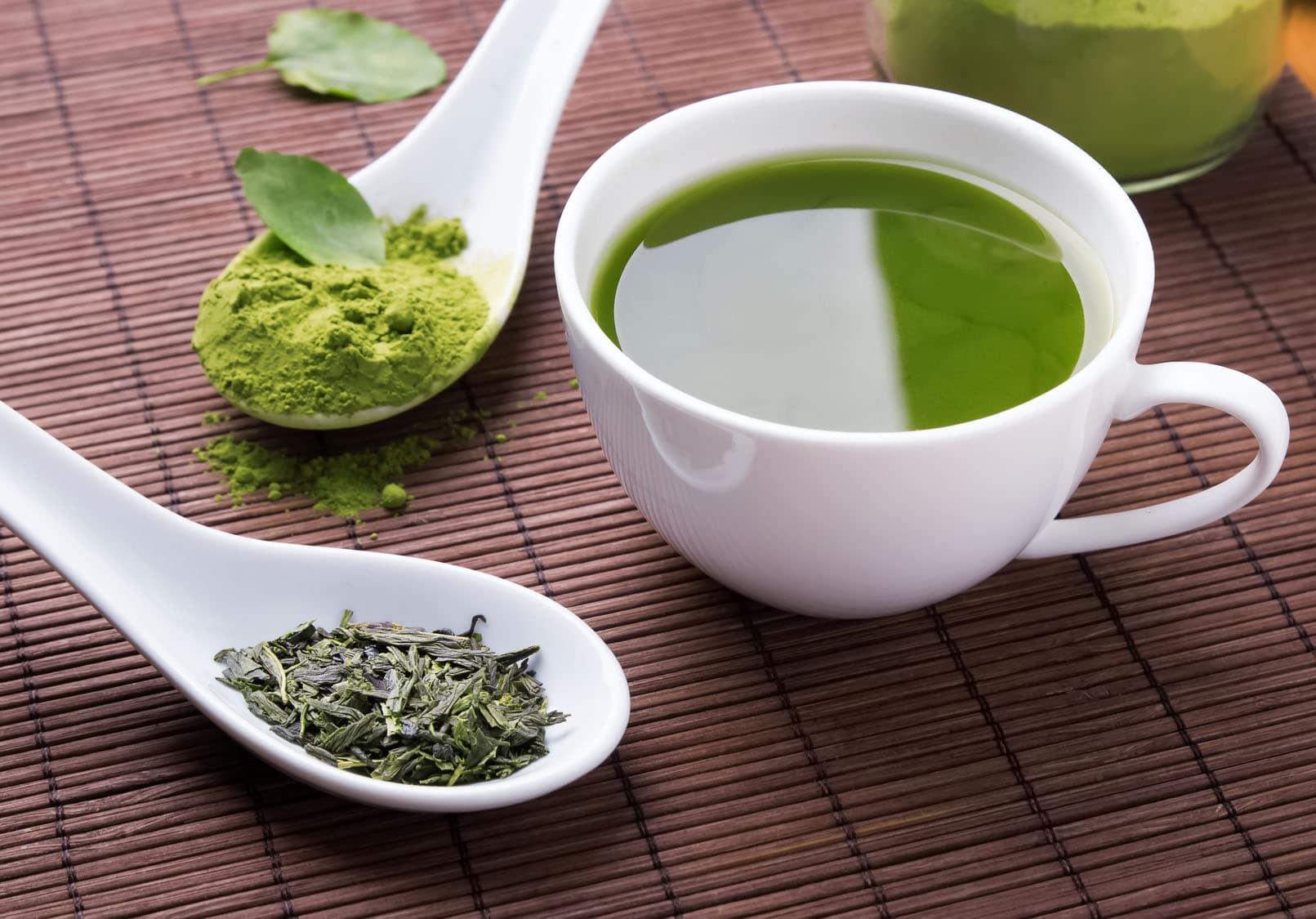 Waarom is Matcha (en groene thee) zo goed voor de gezondheid?